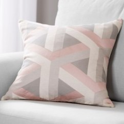 Large Square Sofa Cushions Upholstery Fabric Gurgaon Scatter Next Optical Geo Jacquard Cushion