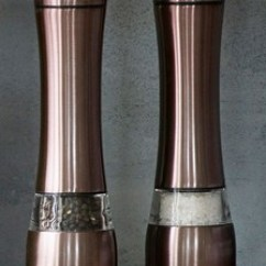 Copper Kitchen Utensil Holder Remodeling Williamsburg Va Kitchenware Utensils Accessories Next Uk Effect Salt And Pepper Set