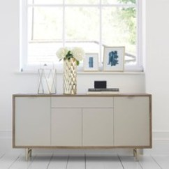 White Sideboards For Living Room Very Small Furniture Arrangement Side Cupboard Drinks Cabinet Next Official Site Modine Sideboard