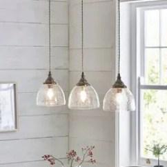 Modern Kitchen Lights Ceiling Tiles Led Pendent Hanging Next Bergen 3 Light Linear Bar