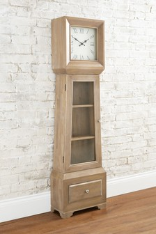 living room clocks next images of chairs wall mantle official site country luxe grandmother clock