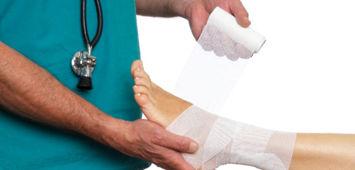 sprains and strains treatments Xcell Medical Elyria