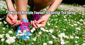 5 ways to motivate exercise blog Xcell Elyria