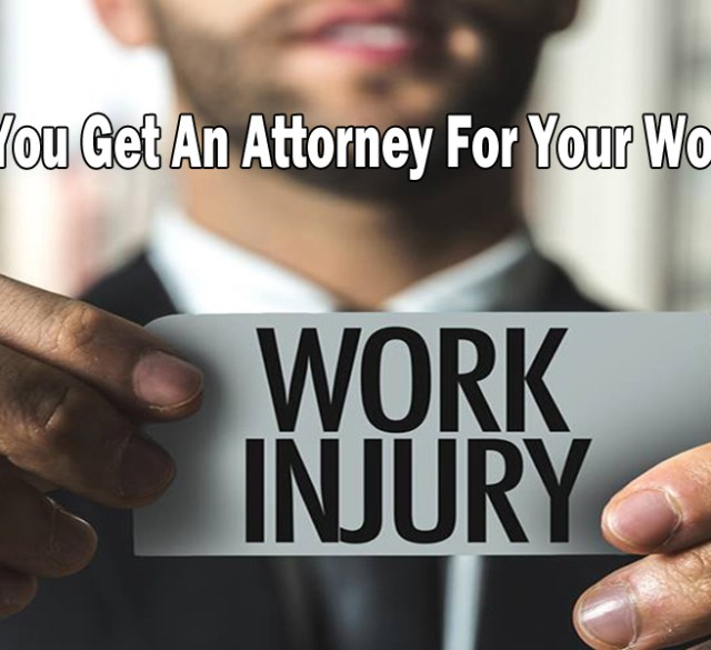 work injury attorney
