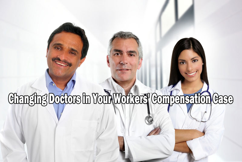 changing doctors work