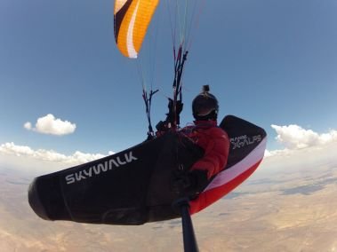 XC Expedition skywalk Pargliders