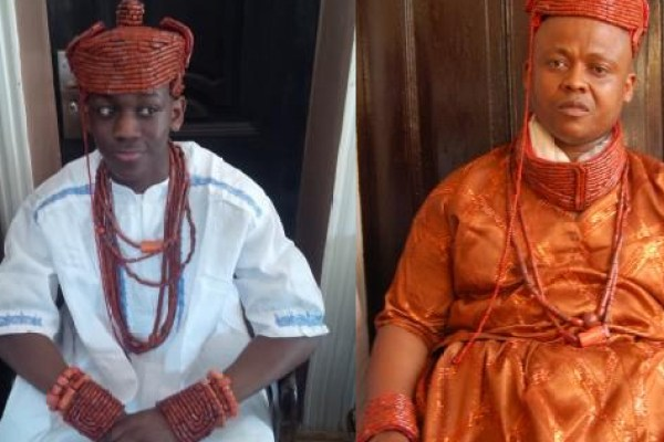 New Obi of Ubulu Uku, Akaeze 1, to Fly Back to UK, Uncle to Act as Regent
