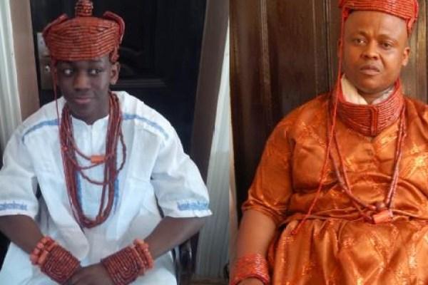 New Obi of Ubulu Uku, Akaeze 1, to Fly Back to UK, Uncle to Act as Regent