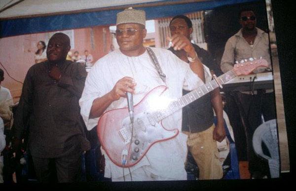 Popular Nigerian musician, Ogbogu Okonji kidnapped