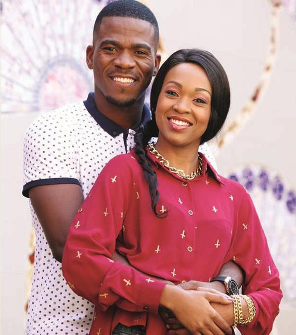Senzo Meyiwa and Mandisa Mkhize