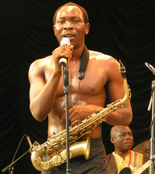 "Deriving from Fela's Legacy: Seun Is the ""Real Seun"" by Grimot Nane"