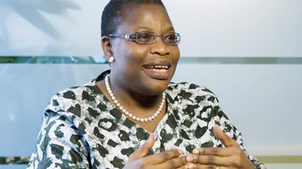 Chibok Girls activist Oby Ezekwesili