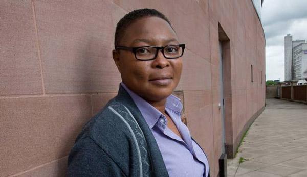 Nigerian gays right activist Aderonke Apata