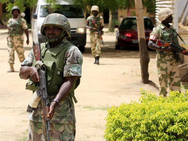 Army Lied Again, the Rescued Aren't Chibok Girls
