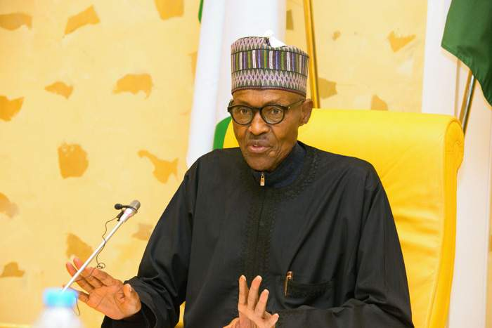 President Buhari has not revealed if a ransom was paid