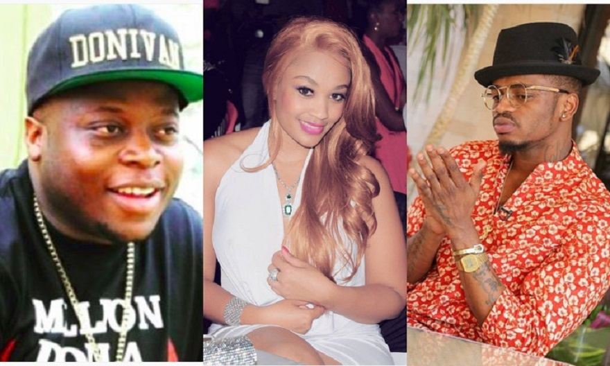 Love Triangle: late Ivan Ssemwanga, Zari Hassan & Diamond Platnumz