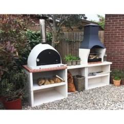 Outdoor Kitchen Oven Countertop Options Bbq Pizza Xclusivedecor Com 44 161 408 0086 Napoli Ref Nap30101