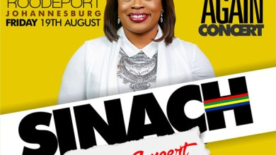 Photo of EVENT: Sinach Live In Concert, South Africa – 19th August 2016 | @Sinach