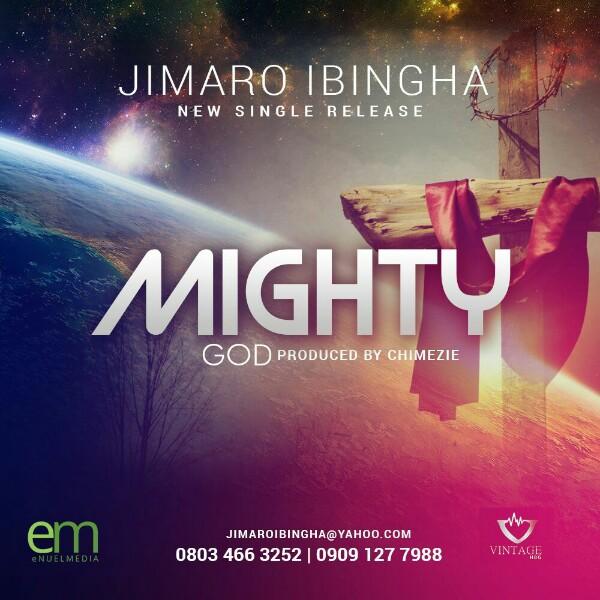 Jimaro - Mighty God art-600x600