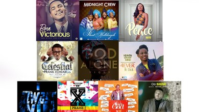 Photo of Top 10 Songs For The Month Of October 2016