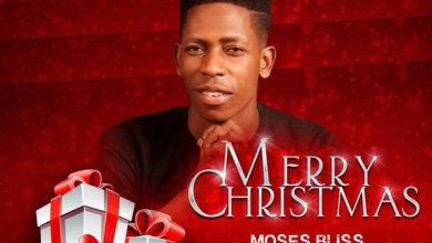 Photo of AUDIO: Moses Bliss – Merry Christmas | @ITS_MOSESBLISS