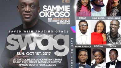 Photo of Sammie Okposo Sets Album Launch & Live Recording For Oct 1st | @sammieokposo]