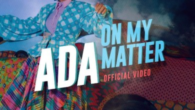 Photo of VIDEO: Ada Ehi – On My Matter