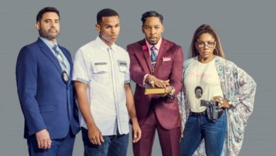 Photo of Deitrick Haddon Stars in 'SINS OF THE FATHER' on TV One premiering Saturday, July 7th at 8/7C!