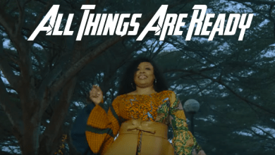 Photo of Sinach – All Things Are Ready + Lyrics