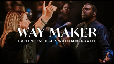 "Photo of ""Way Maker"" Cover by Darlene Zschech & William McDowell"