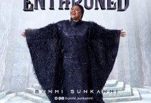 "Photo of Bunmi Sunkanmi Releases The Officially Visuals Of Her Latest Single ""Enthroned"" 