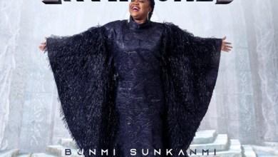 "Photo of Bunmi Sunkanmi Releases The Officially Visuals Of Her Latest Single ""Enthroned"" | @bunmi_sunkanmi"