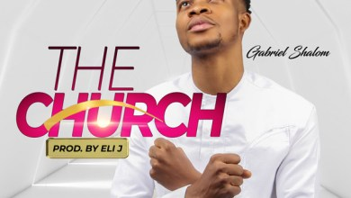 "Photo of Gabriel Shalom Releases ""The Church"""