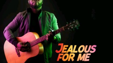 Photo of Ericson Joe – Jealous For Me | @EricsonJoe
