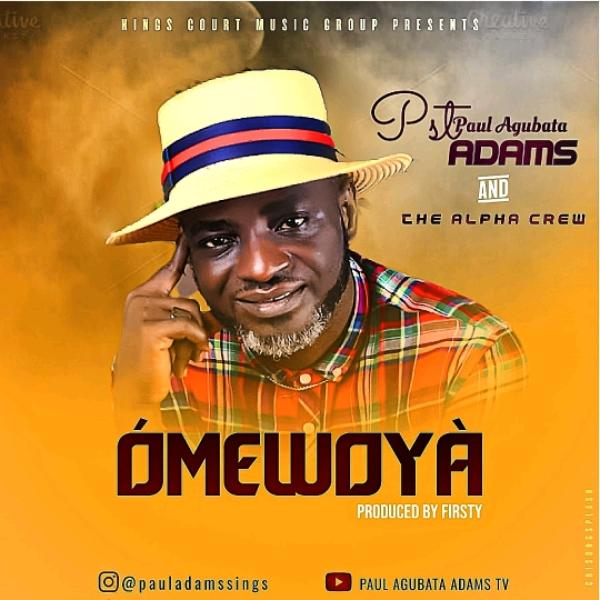 Paul Adams - Omewoya