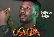 "Photo of Peterson Okopi Preps To Drop His Debut Album ""OSUBA"""