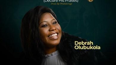 Photo of UK-based Gospel Artist, Debrah Olubukola Drops 'Praise Medley' | @DebrahOlubukola