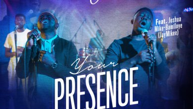 Photo of Israel Odebode – 'Your Presence [Feat. JayMikee]