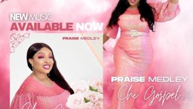 Photo of Minister Chi-Gospel – Praise Medley