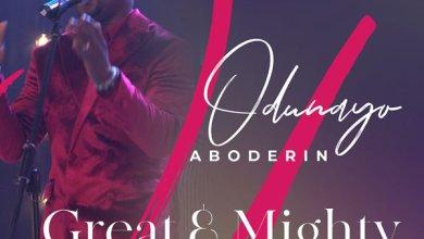 Photo of Odunayo Aboderin – Great And Mighty | @odunayoaboderin