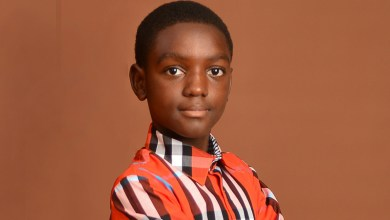 """Photo of 11 year old Prince AStar Steps Out With His First Song """"I'm Shining"""""""