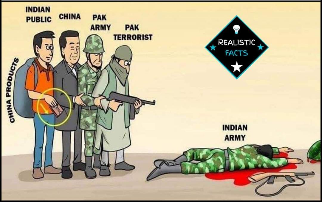 India China Pakistan