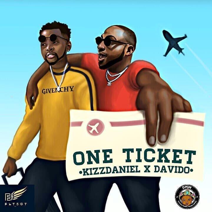 Kizz Daniel One Ticket ft. Davido ART