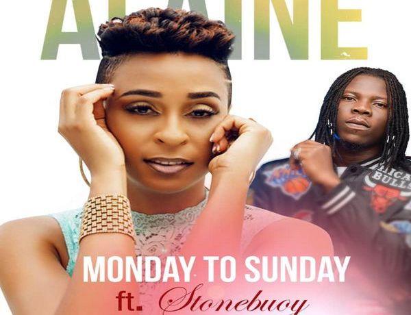 Alaine ft. Stonebwoy – Monday To Sunday