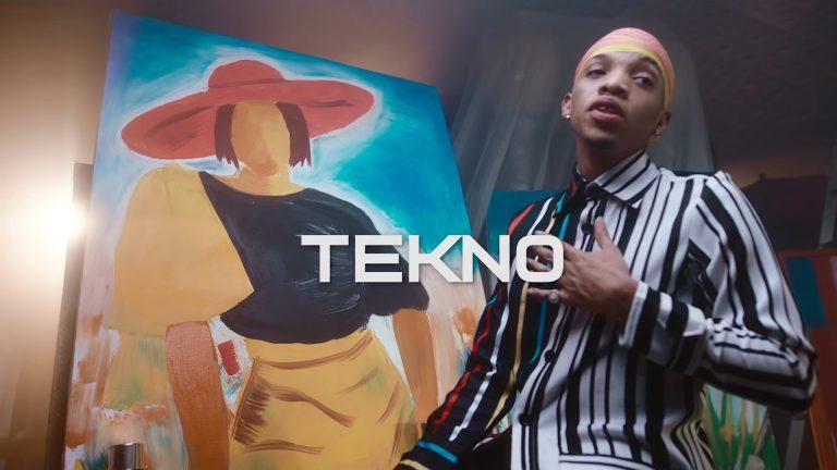 Tekno Woman Video