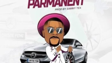 Oritse Femi song Permanent