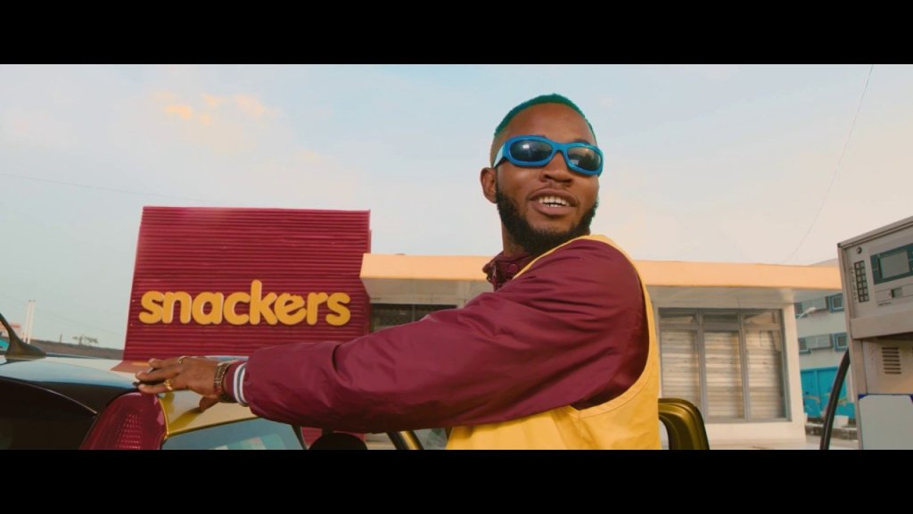 Yung L Get Up Ft Reekado Banks Mp4 Download