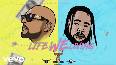 Sean Paul Life We Living ft Squash Mp3 Download