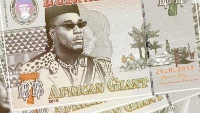 African Giant album