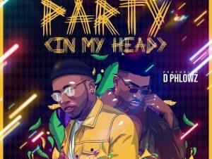 Party In My Head by DJ Kentalky & D